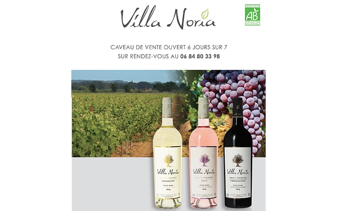 Journée porte ouverte à Villa Noria le 3 octobre 2015