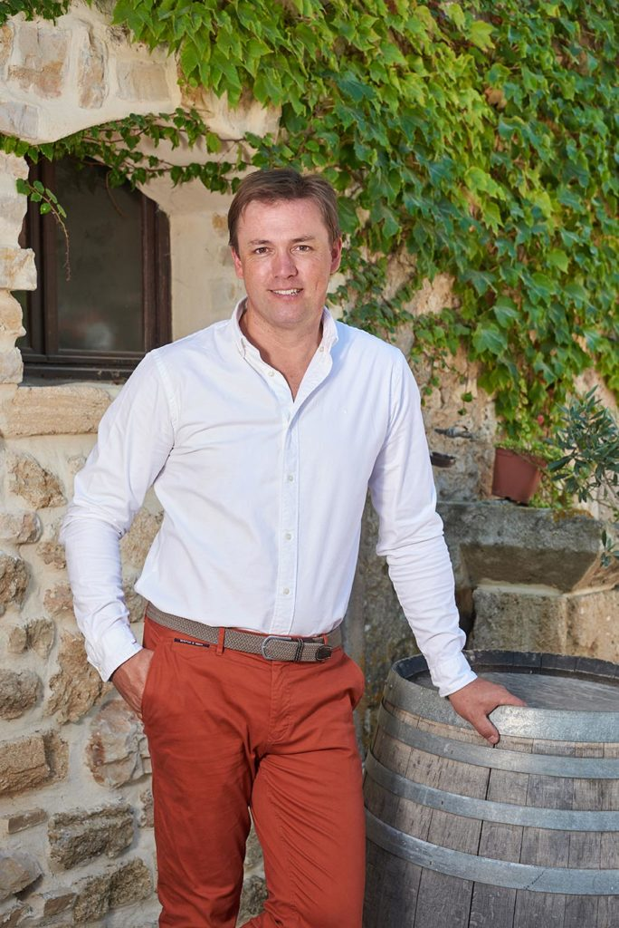 Fabien Gross Le vinificateur