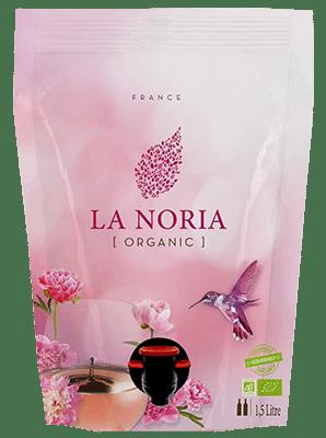 La Noria Pouch <br>Rosé
