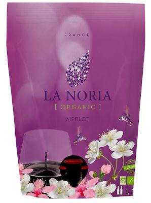 La Noria Pouch <br>Red Wine
